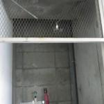 スリムタイプ給湯器取替工事(横浜市戸塚区) 撤去後