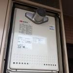 川崎市川崎区 ガスふろ給湯器取替工事 新設GT-2050SAWX-T