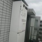 熱源器交換工事(川崎市中原区) 施工前